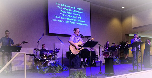 Music at Grace 2015