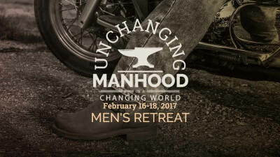 Unchanging Manhood in a Changing World